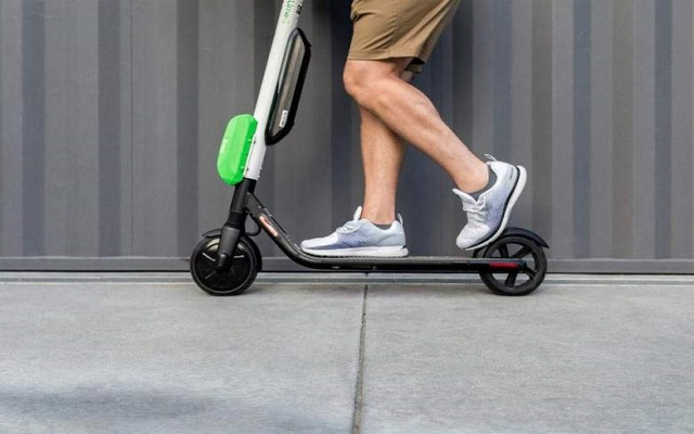 Google Maps Now Shows Lime Bikes & Scooter