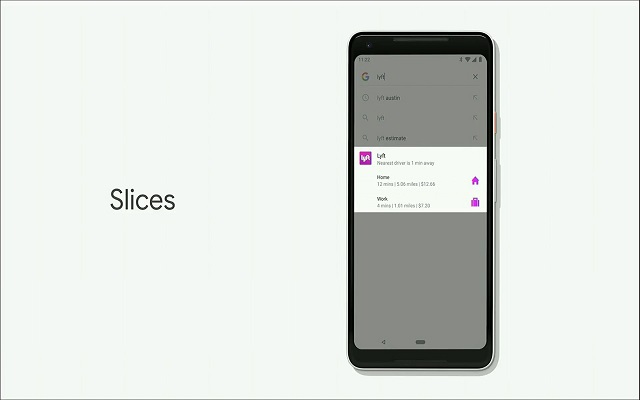 Now Users can Turn on Blutooth & Wi-Fi From Google Search with Android Slices