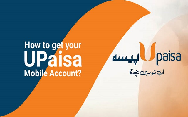 How to Create Upaisa Account on My Ufone App