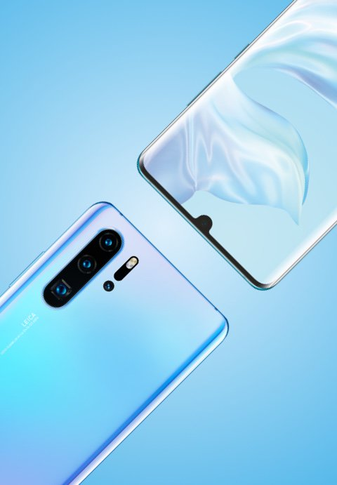 Huawei P30 & P30 Pro HD Renders Surfaced Online