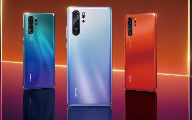 Huawei P30 Scores