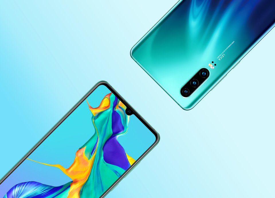 Huawei P30 & P30 Pro HD Renders Surfaced Online