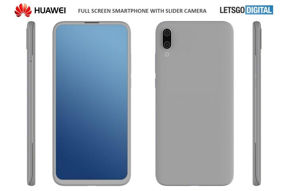 Huawei Slider Phone to Make its Way in Smartphone Market