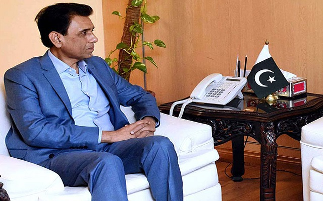 Dr. Khalid Maqbool Called On CEO Smart Dubai To Discuss Digital Transformation Of Governance In Pakistan