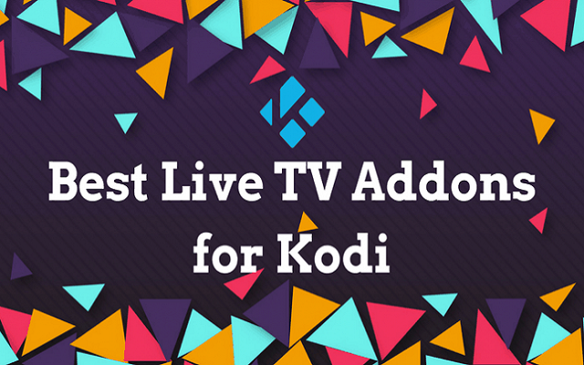 8 Best Kodi Live TV Addons For 2019- Working Addons