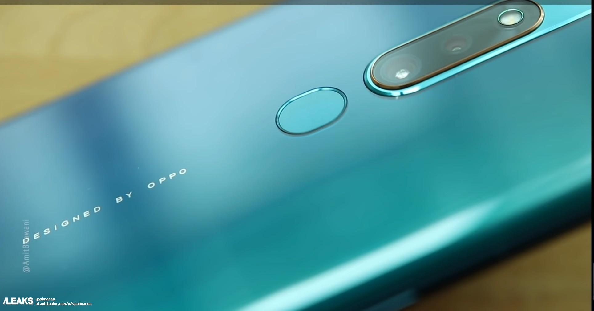 OPPO F11 Pro Live Images & Retail Box Surfaced Ahead Of Launch