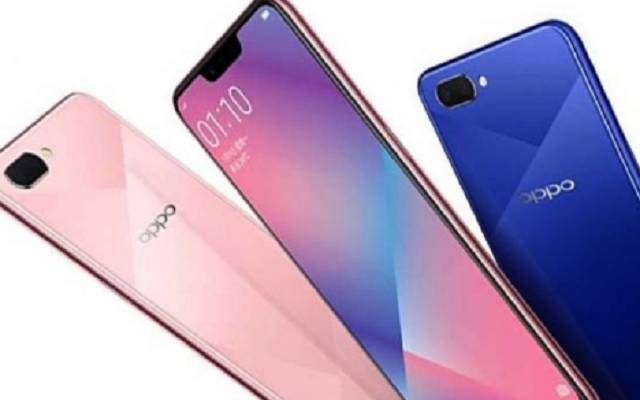 OPPO A5s Debuts With Helio P35 SoC