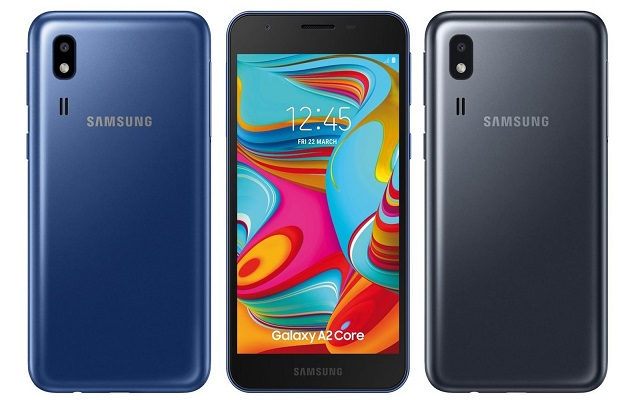 Android Go Phone Samsung Galaxy A2 Core Got Leaked