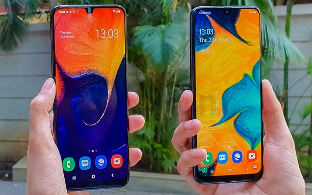 Samsung Galaxy A30 & A50 Are Now Available in Pakistan