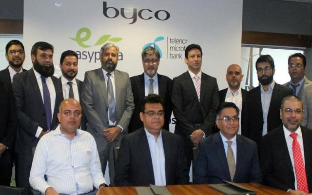 Use Telenor's Easypaisa to buy Fuel at Byco Stations Nationwide