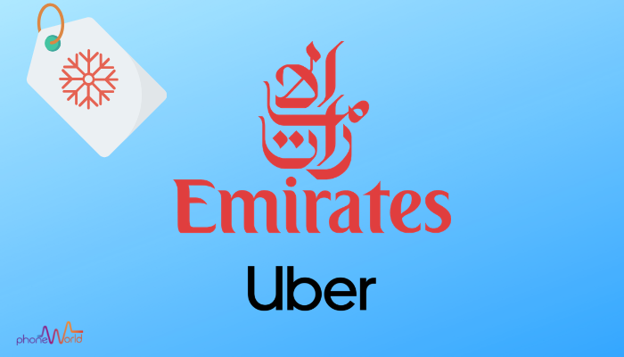 Fly Emirates uber