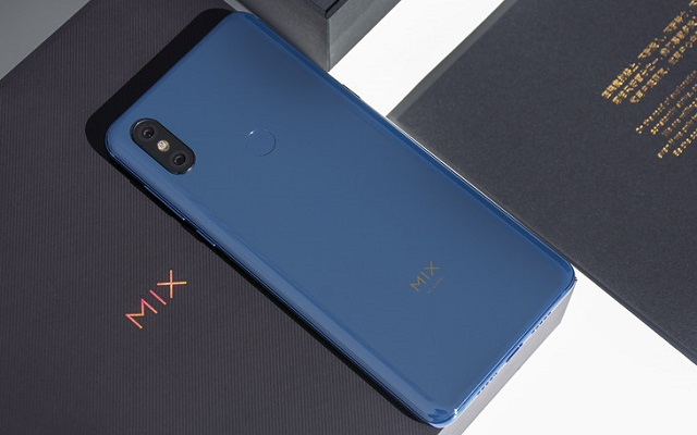 New Mi Mix Series Phone