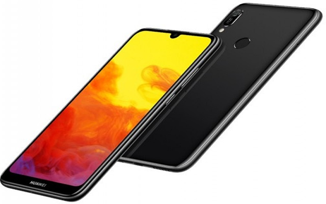 Huawei Y6 2019 Debuts With Helio A22