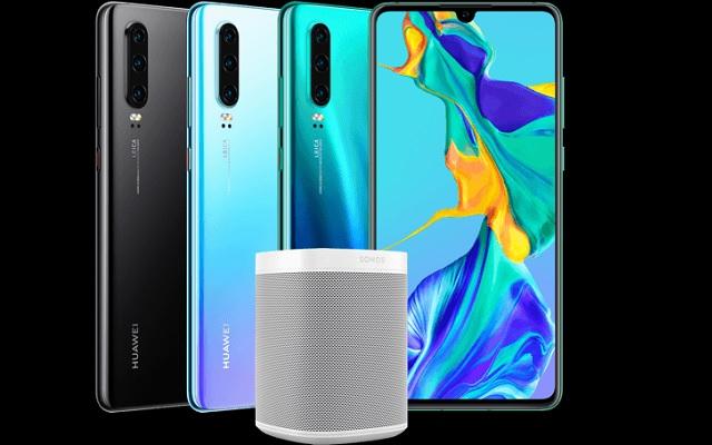 Huawei P30 Lands