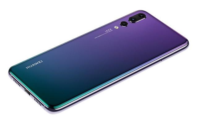 Huawei P30 New Renders