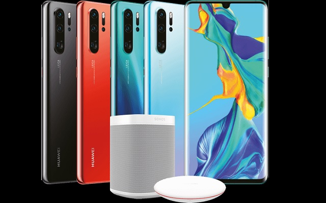 Huawei P30 Pro is Now Official with 5x Periscope and 40MP