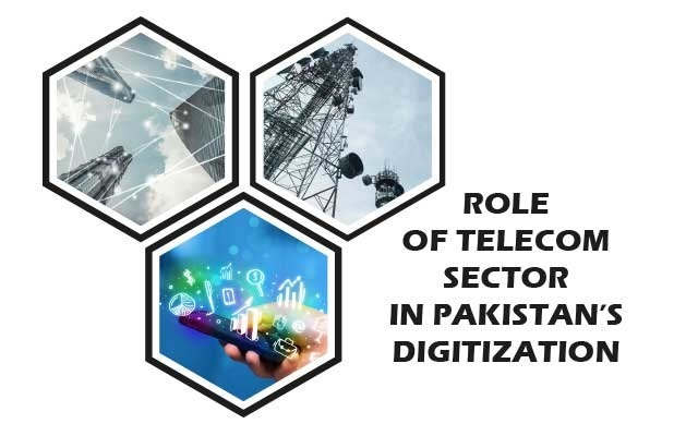 Role Of Telecom Sector In Pakistan's Digitization