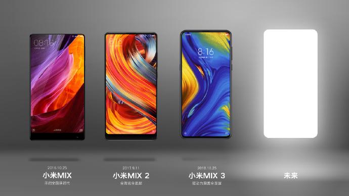 Xiaomi Just Teased A New Mi Mix Series Phone