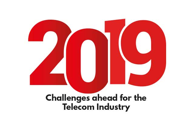 Challenges ahead for the Telecom Industry