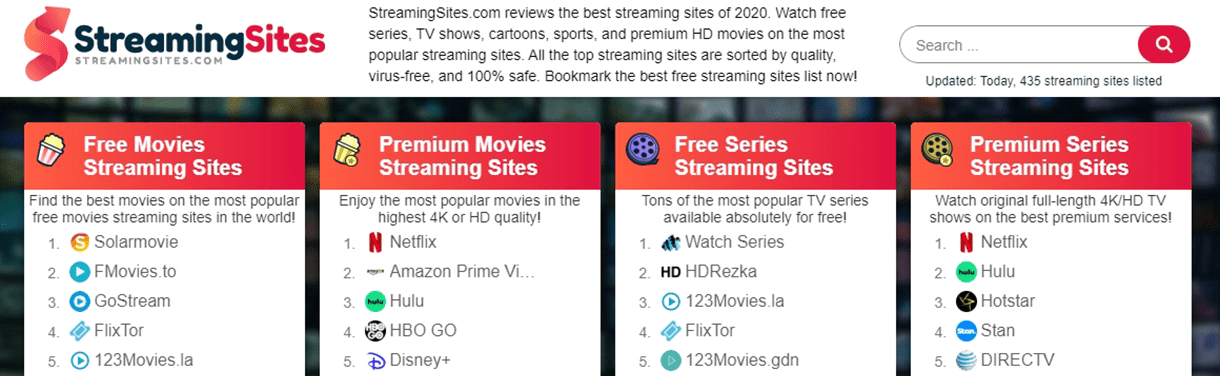 streaming-sites picture for links-min
