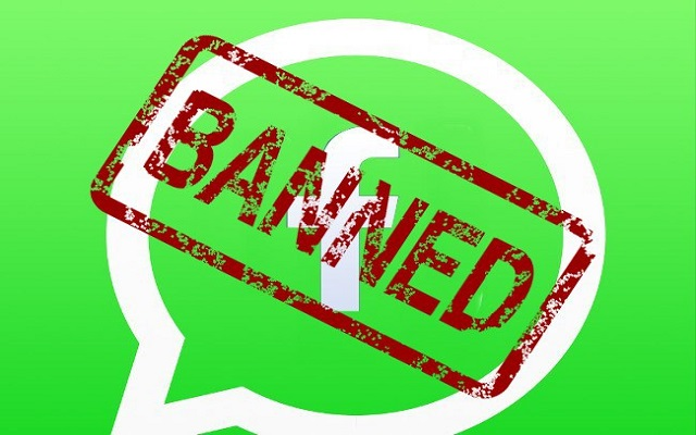 WhatsApp Temporarily banned Third-party Apps