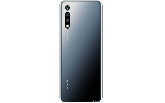 Honor 20 Pro Surfaced Online In White Gradient