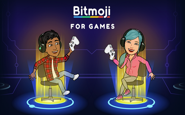 Now you can Play with Your own Snapchat Bitmoji in Video Games