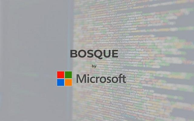 Microsoft Bosque