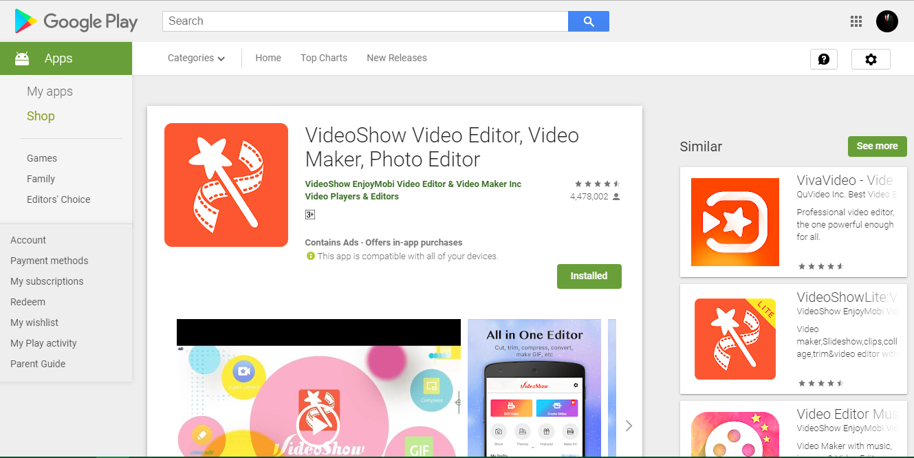 VideoShow- All In One Video Editor