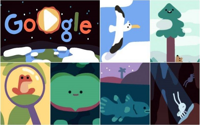 Google Celebrates Earth Day 2019 With a Beautiful Doodle