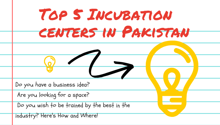 Top 5 incubation centres to support your business start-up ideas