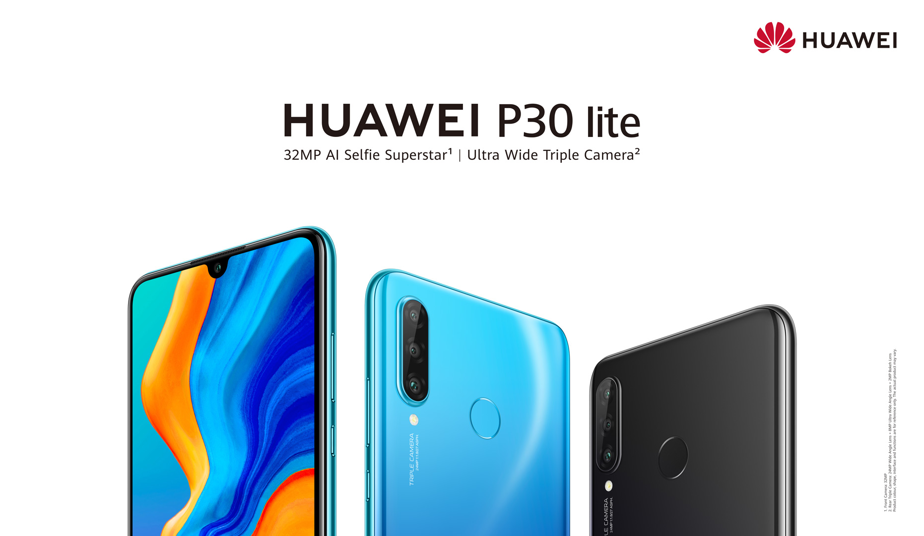 Huawei Celebrates Blazing Hot Pre-orders of HUAWEI P30 Series with a Party
