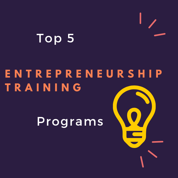 top 5 Entrepreneurship Programs