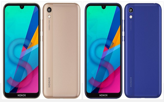 Honor 8S Specs & Images Surfaced Online