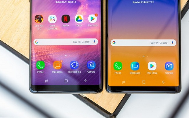 Samsung is Working a Smaller Galaxy Note10