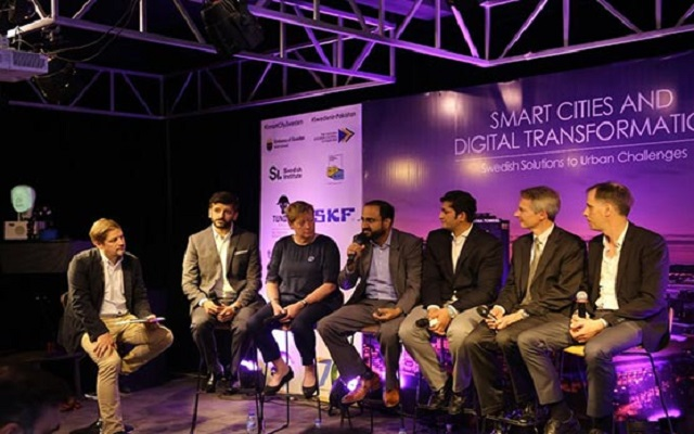 Swedish companies offer smart solutions to urban challenges in Pakistan