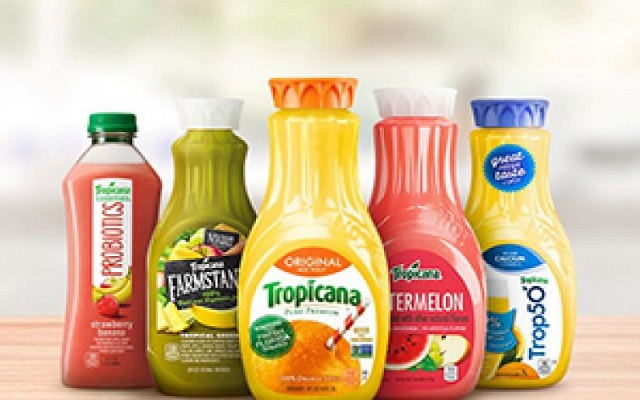 Now Enjoy Fresh Fruit Juices as Tropicana finally lands in Pakistan