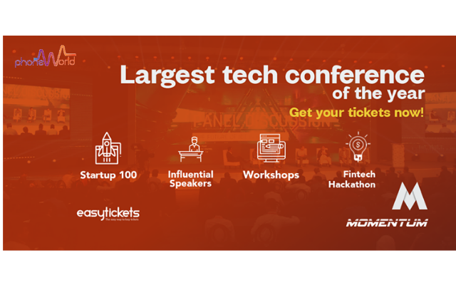 Momentum Tech Conference Launches its 3rd Installment