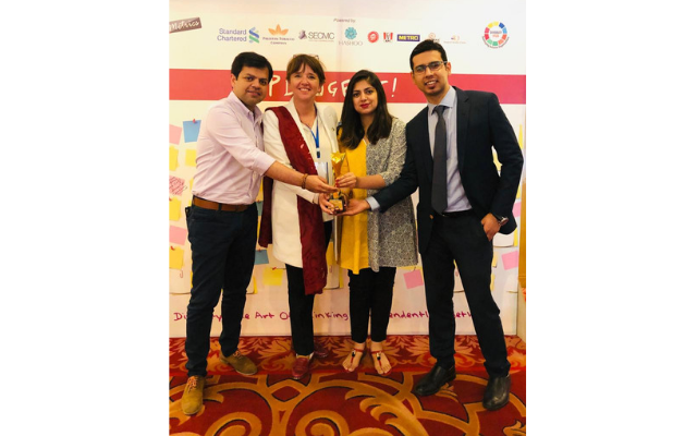Telenor Pakistan Bags Diversity & Inclusion Best Practice Award by HR Metrics