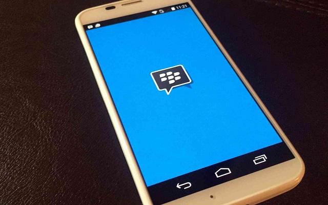 Wave Good Bye to BlackBerry Messenger