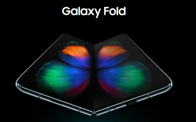 Galaxy Fold Launch
