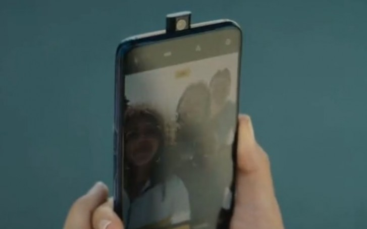 Realme New Teaser Shows Pop-Up Selfie Camera