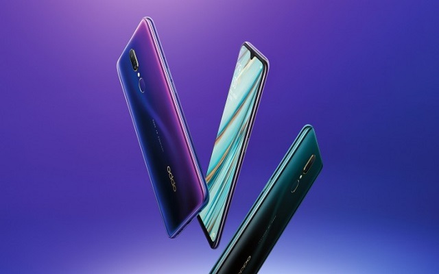OPPO A9 Debuts With Helio P70 SoC & Massive 4020 mAh Battery