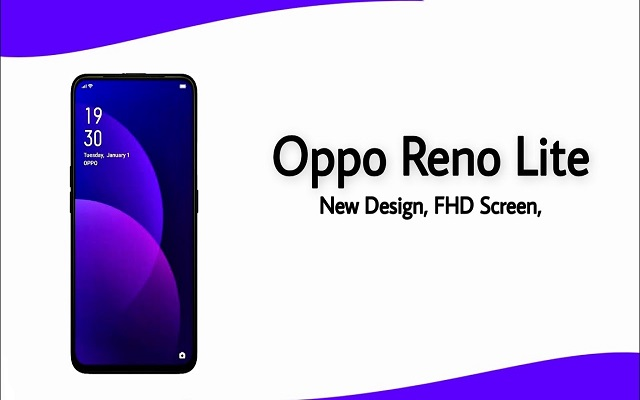 Alleged OPPO Reno Lite Gets Certified At TENAA