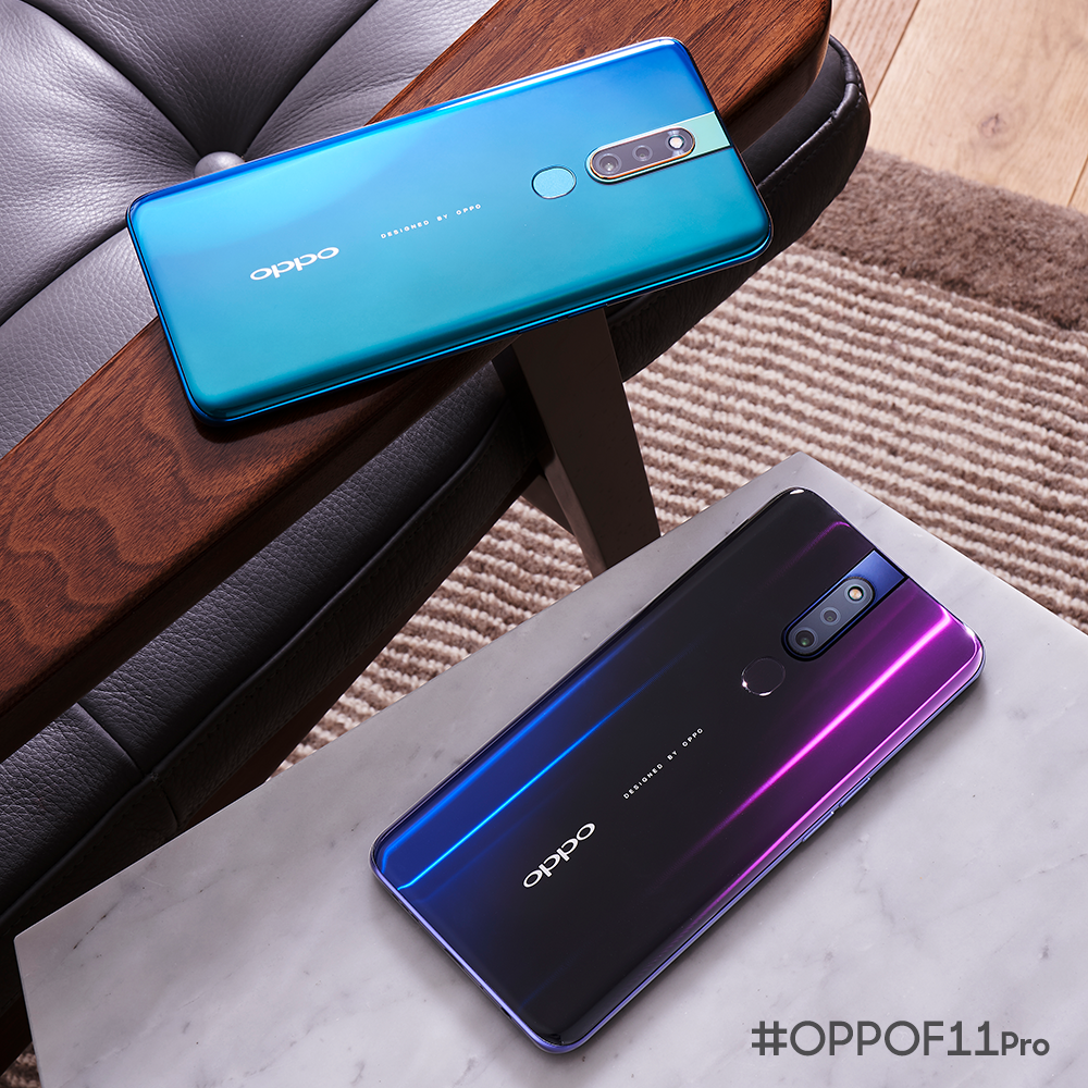 OPPO F11 Pro Becomes the Hottest Selling Smartphone in Pakistan by Setting a New Sales Record on its First Day Sale