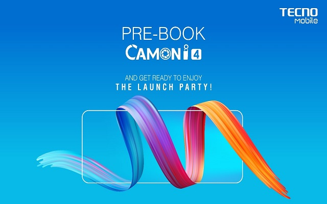 "CAMON i4: First Triple Camera Phone of TECNO Ready to ""Capture More Beauty"" BY Pre-Booking!"