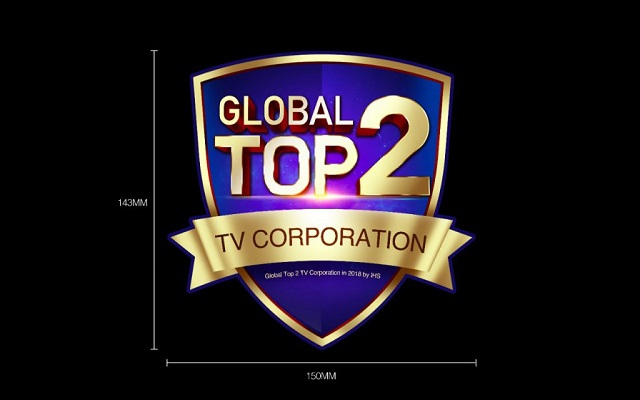 TCL Electronics Grabs 2nd Position for Sales Volume in the Global Television Market for 2018