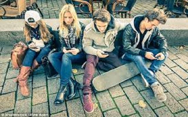 teenagers seem rude and selfish