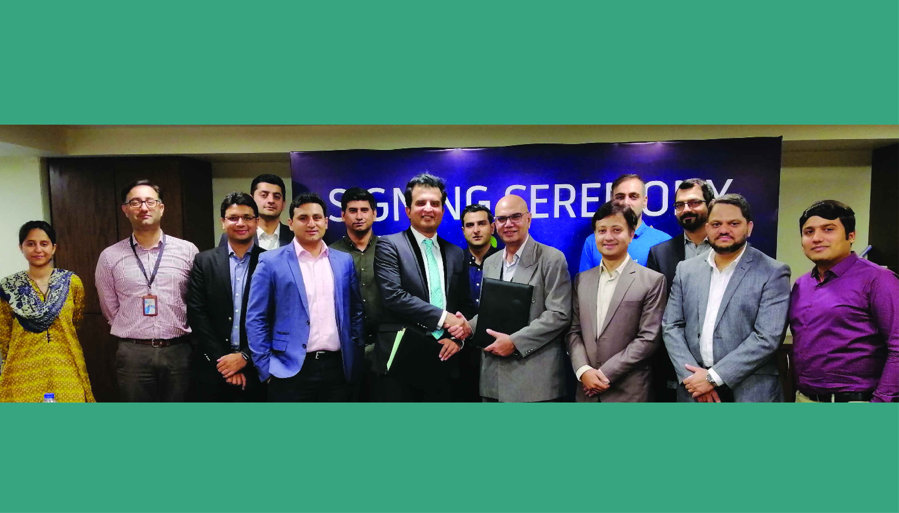 Telenor Bank Pakistan Tobacco Company Limited Digitize Retailer Distributor