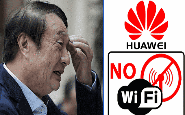 Huawei Got Banned By JEDEC As Well As Wi-Fi Alliance